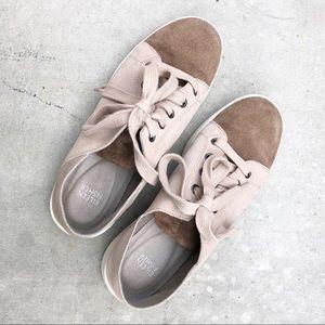 Eileen Fisher Clifton Sport Suede Sneaker